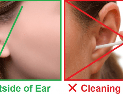 Hydrogen Peroxide in Ear Side Effects Infection Pain is