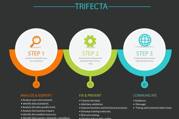 Data Quality Management trifecta