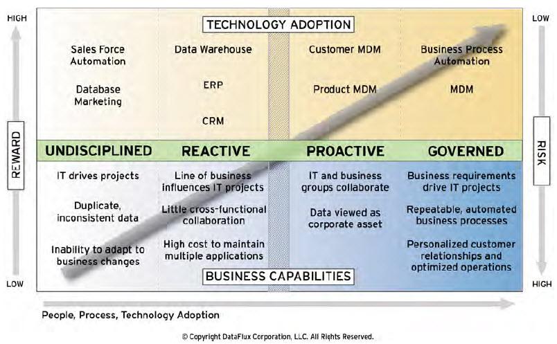 dataflux data governance model