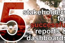 5 key stakeholders