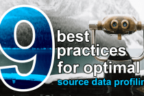 best practices for optimal source data profiling