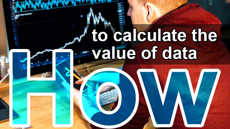 how to calculate value of your data