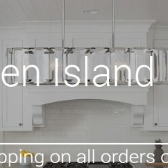Kitchen Island Light Table High Top Lighting Contemporary Transitional Industrial More Lightsonline Com