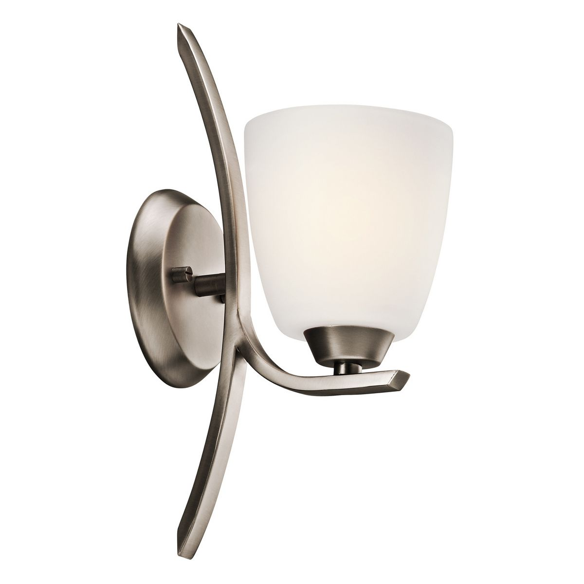 Kichler Granby Wall Sconce in Brushed Pewter