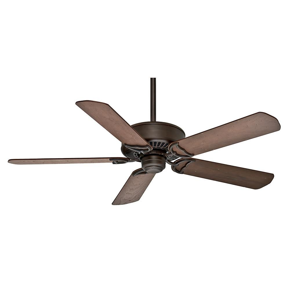 Casablanca 54 Panama DC Ceiling Fan in Brushed Cocoa