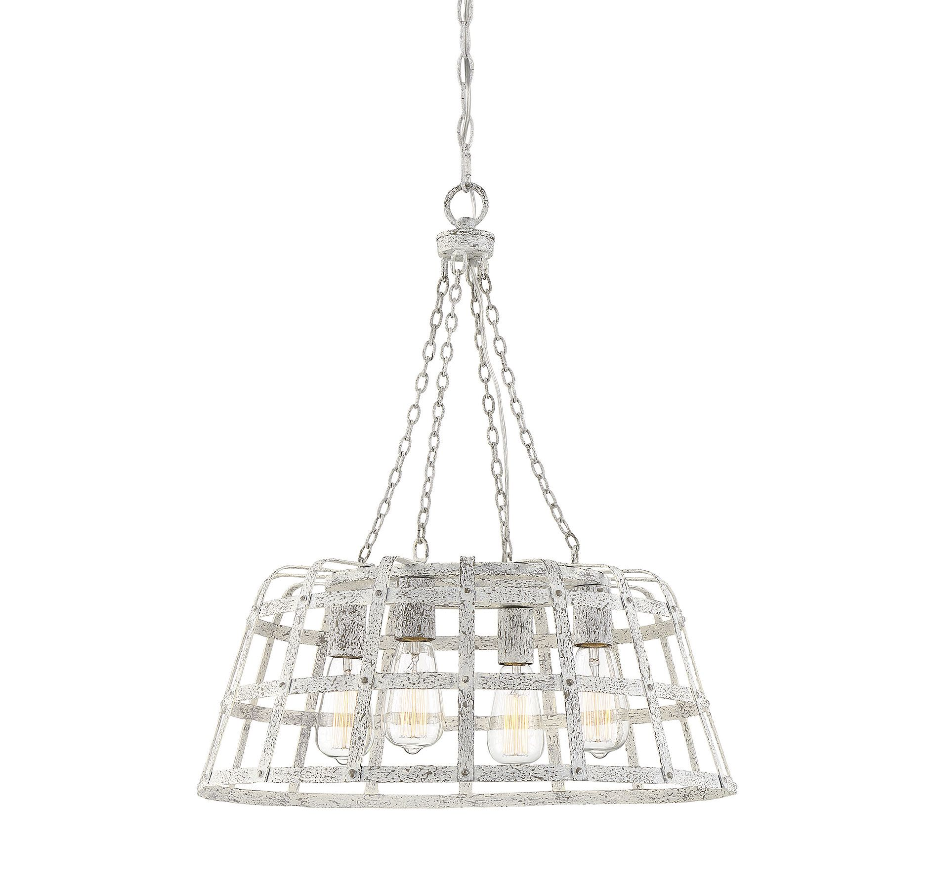 Savoy House Westbrook 4 Light Pendant In Charisma