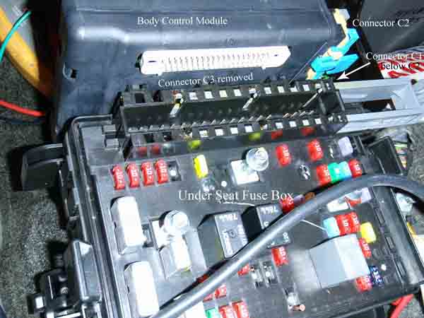 Ford Taurus Fuse Box Diagram Likewise Chevy Equinox Fuse Box Diagram