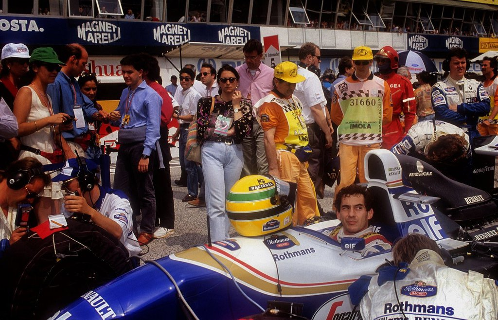 Imola 1994: The Full Story