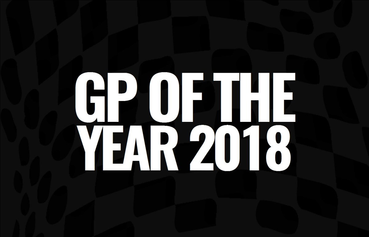 GP of the Year 2018