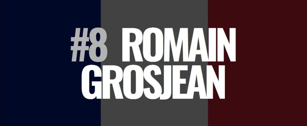 Romain Grosjean - Lights Out ○○○○○
