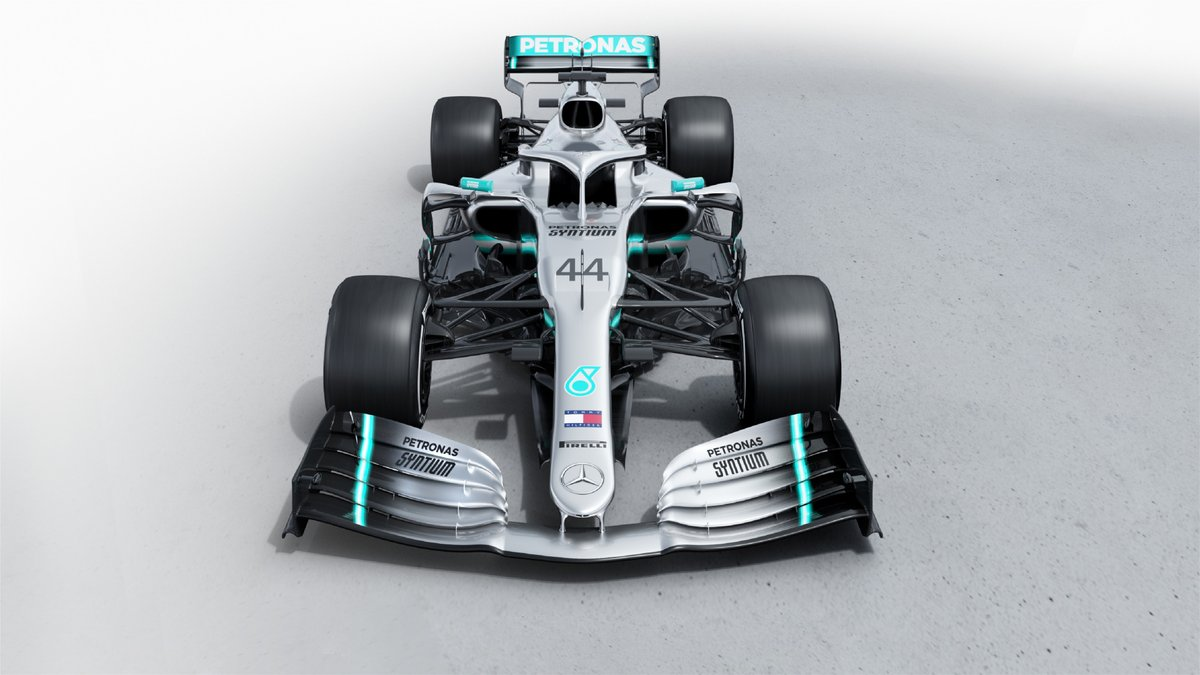 Mercedes Reveal 2019 F1 challenger – the W10