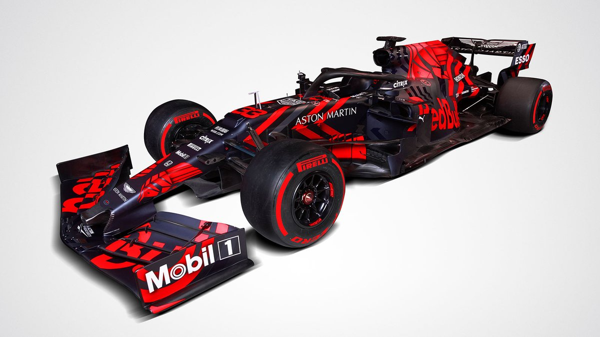 Red Bull Unveil the RB15