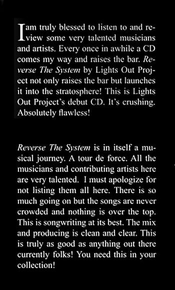 BLM Album Review quotes 2