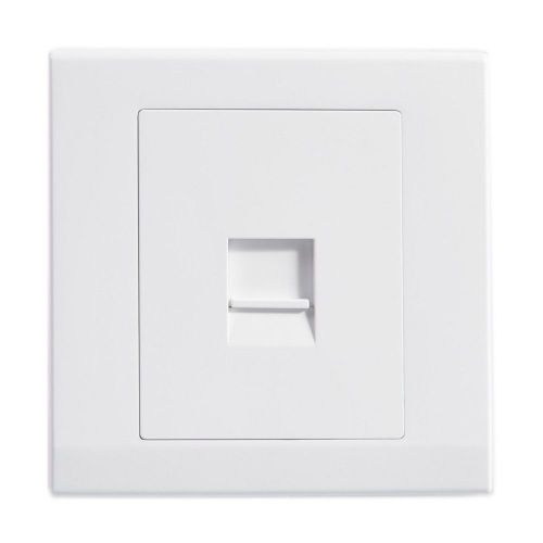 small resolution of simplicity white screwless single bt master telephone socket 07740