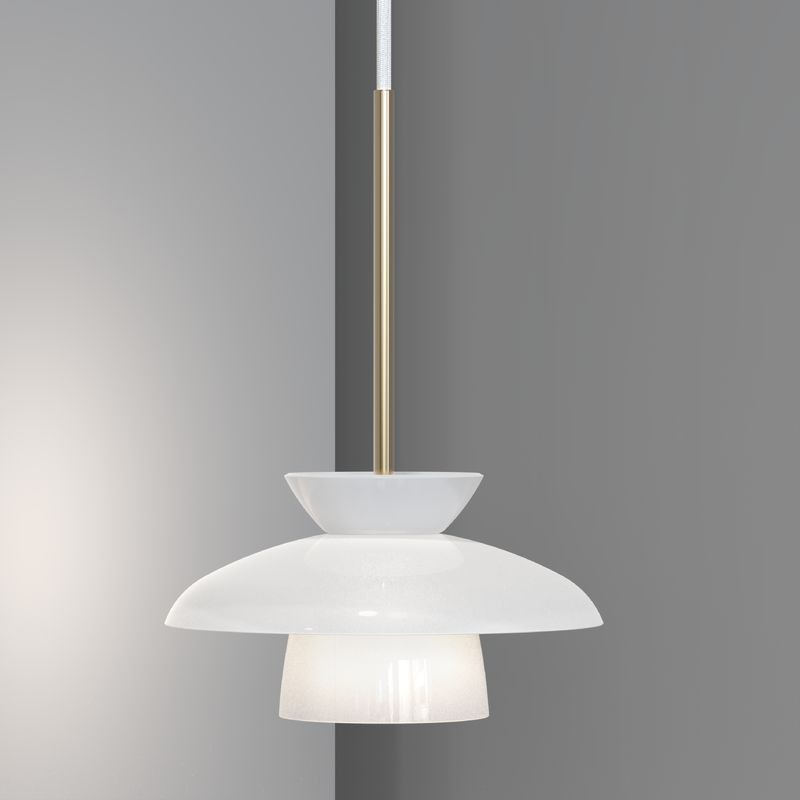 Nordlux Gloss LED Ceiling Pendant  White