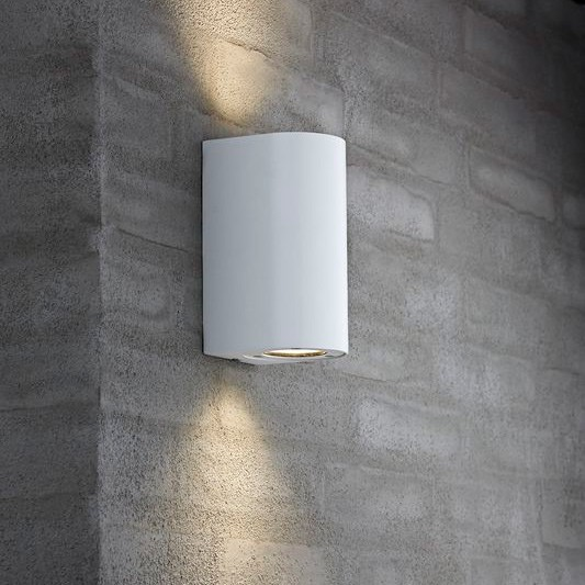 Nordlux Canto Maxi Outdoor Wall Light  White