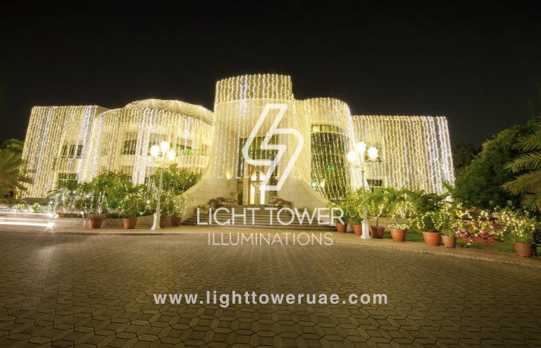 Home Lighting Decoration For Wedding