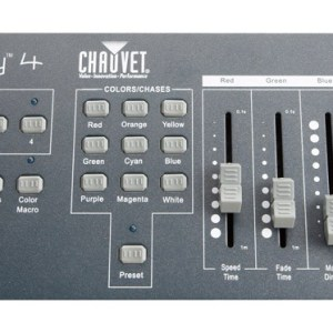 Chauvet Obey 4 DMX Lighting Controller