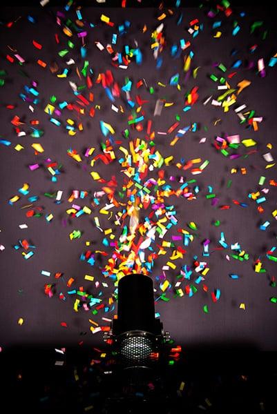 Funfetti Refill Coloured