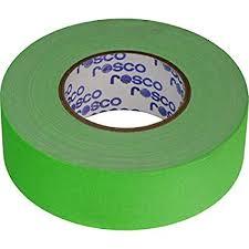 Rosco Chroma Key Tape Green
