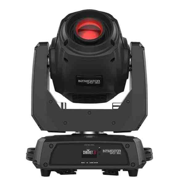 CHAUVET DJ INTIMIDATOR SPOT 360 100W LED MOVING HEAD