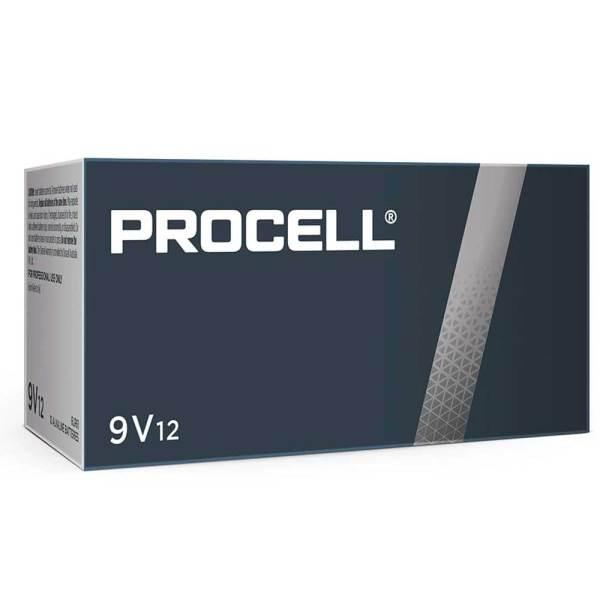 Duracell 9volt batteries - box of 12