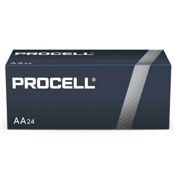 Procell AA Batteries box of 24