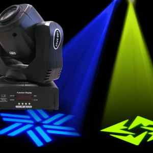 LIGHT EMOTION MOVING HEADS