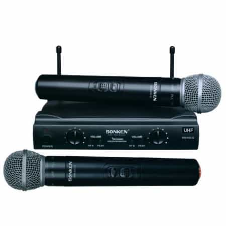 OTHER WIRELESS MICROPHONES