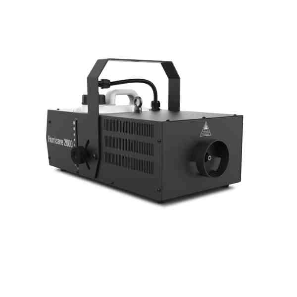 Chauvet DJ Hurricane 2000 Fog Machine 1350 watts