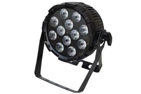 Event Lighting PARRGBWAU 12 x 12 Watt (Six Colour LED With UV)