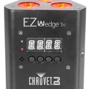 Chauvet DJ EZWEDGE-TRI battery powered wash light.