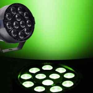 Light Emotion Vivid0312 Compact LED Par Can