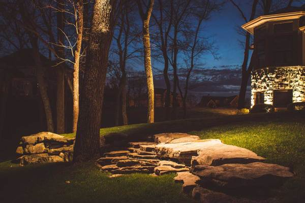 Outdoor Lighting in Nashville TN Light Up Nashville