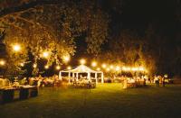 Outdoor Event Lighting - Light Up Nashville