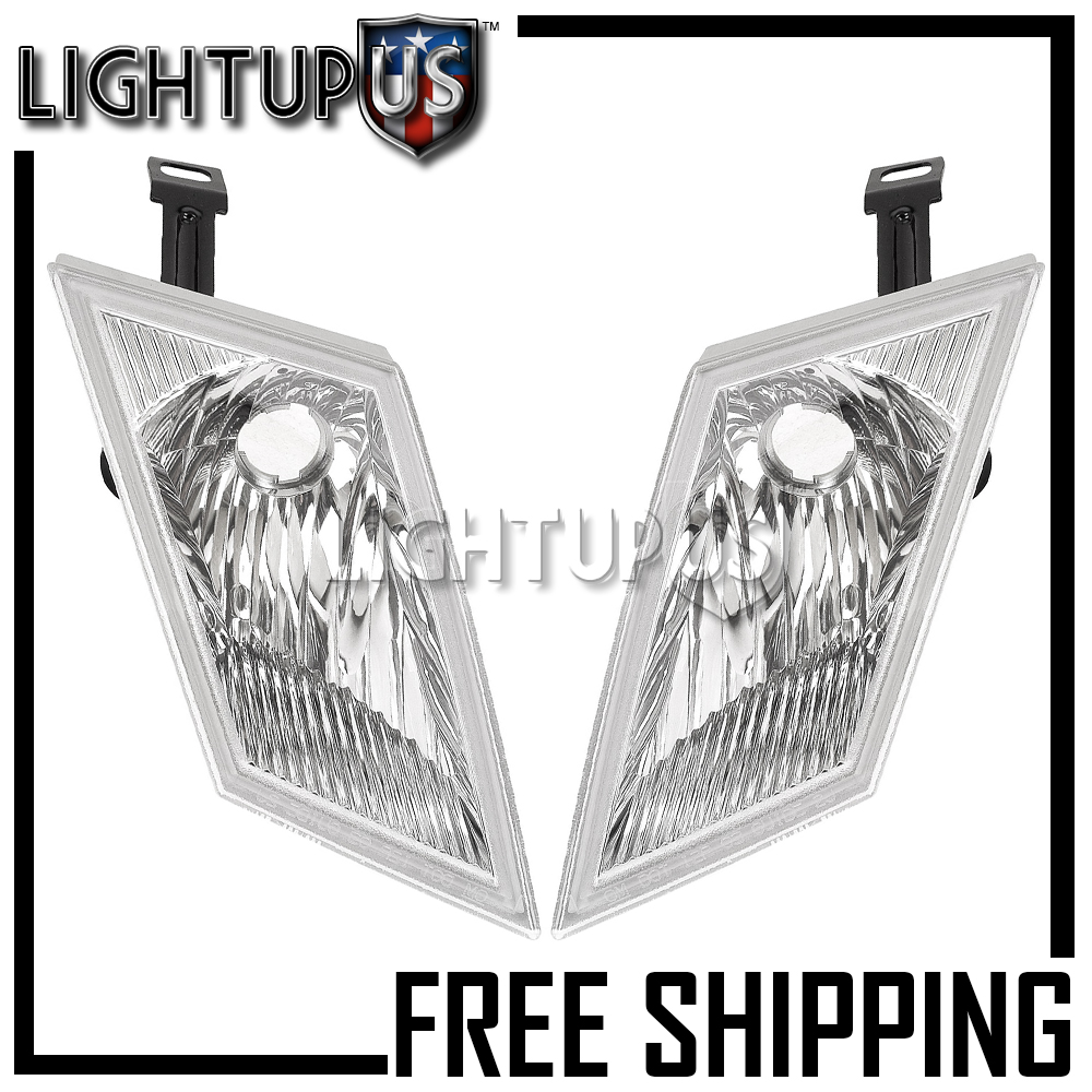 Left Right Sides Pair Signal Lights for 2003-2005 PONTIAC