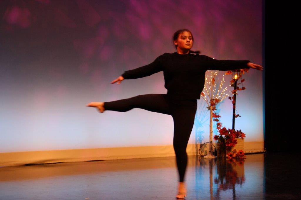 Variety show 2019 dancer