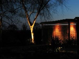 Private garden, Oxfordshire