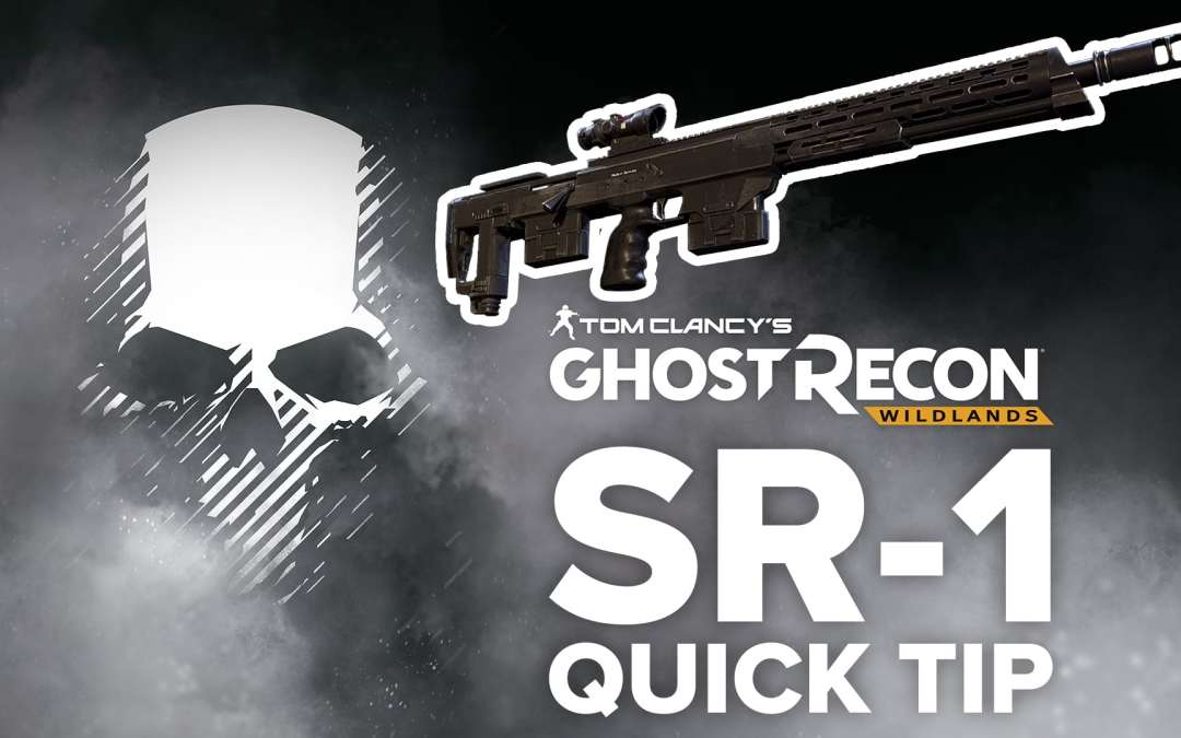 SR-1 location and details – Quick Tip for Ghost Recon: Wildlands