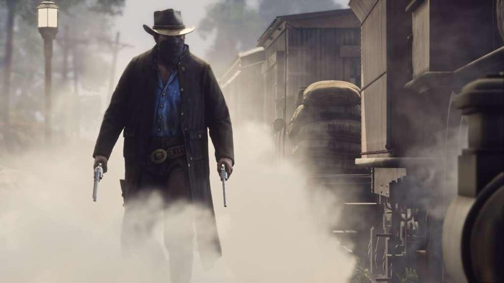 Red Dead Redemption 2 gunslinger