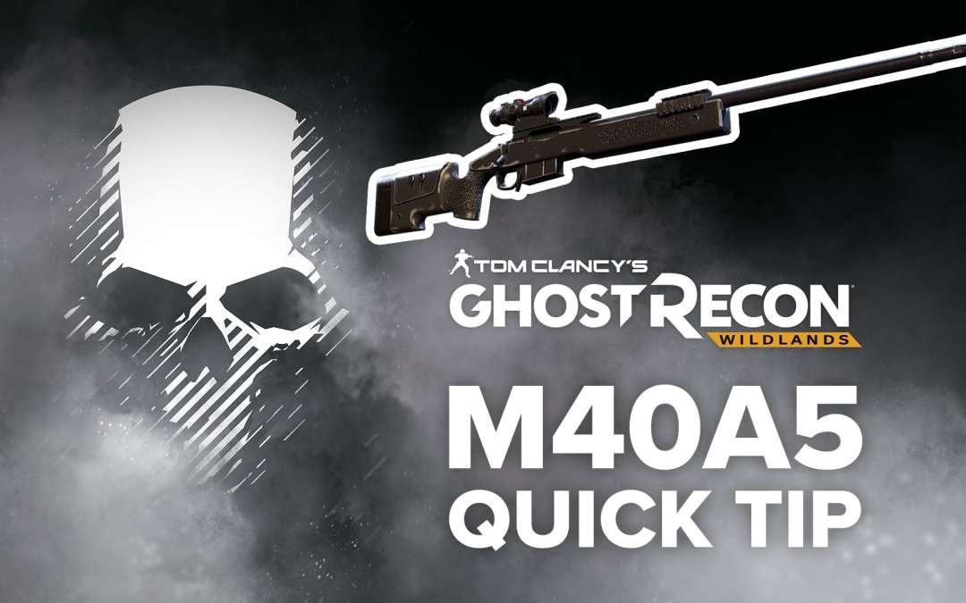M40A5 location and details – Quick Tip for Ghost Recon: Wildlands
