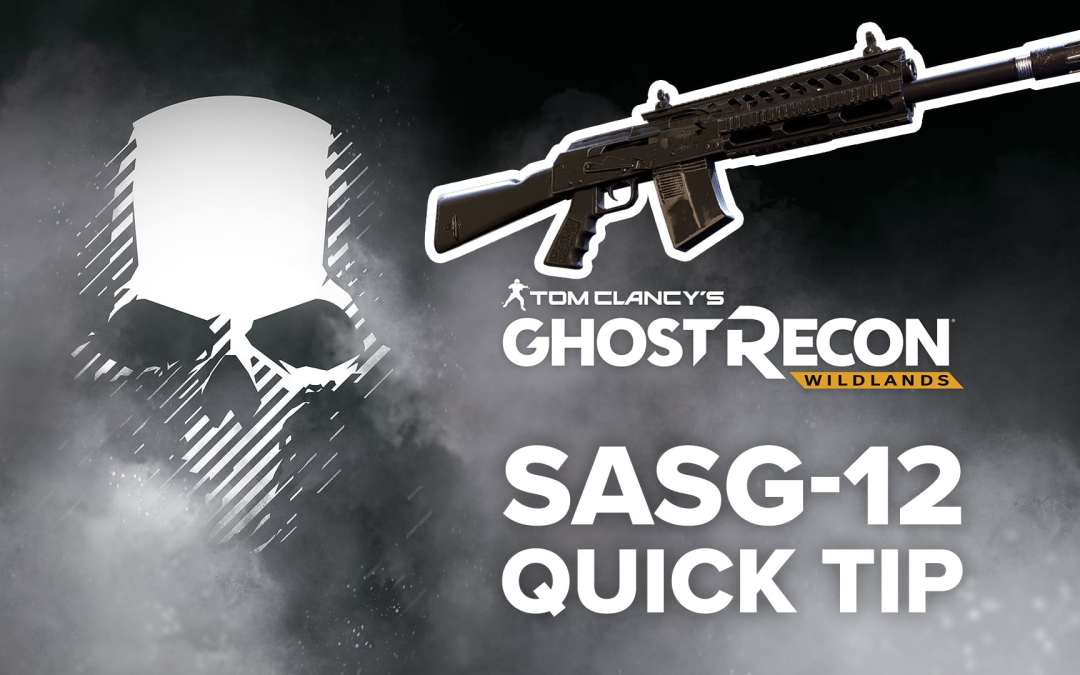 SASG-12 location and details – Quick Tip for Ghost Recon: Wildlands