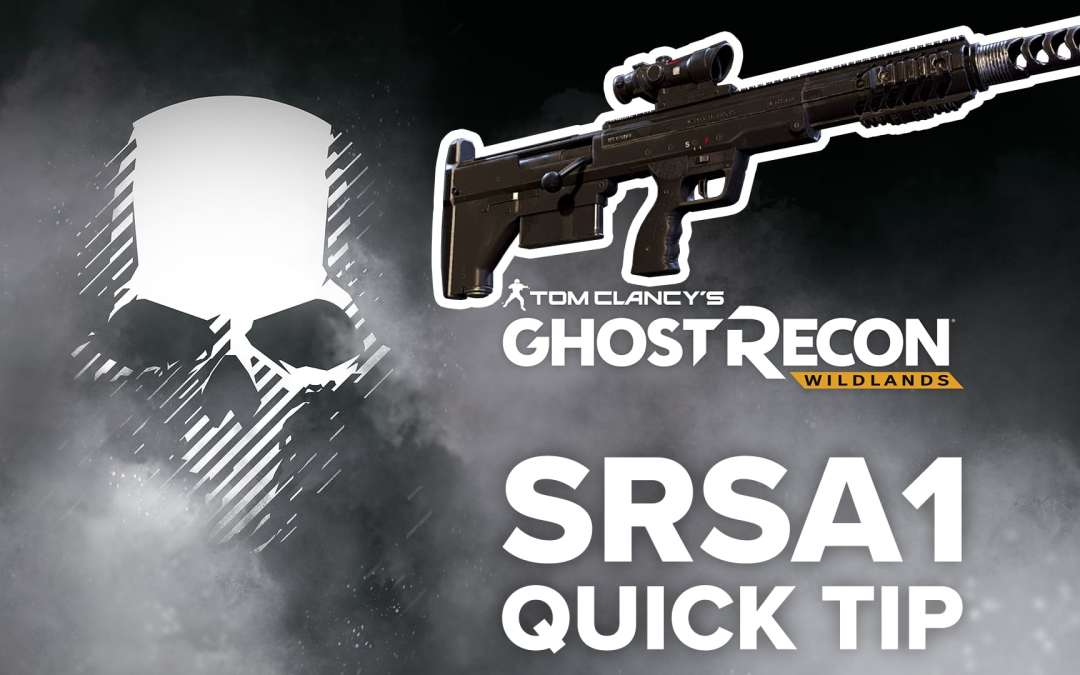 SRSA1 location and details – Quick Tip for Ghost Recon: Wildlands