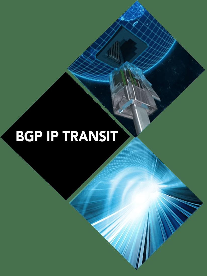 Blended BGP IP Transit   Optimized Bandwidth - LightWave