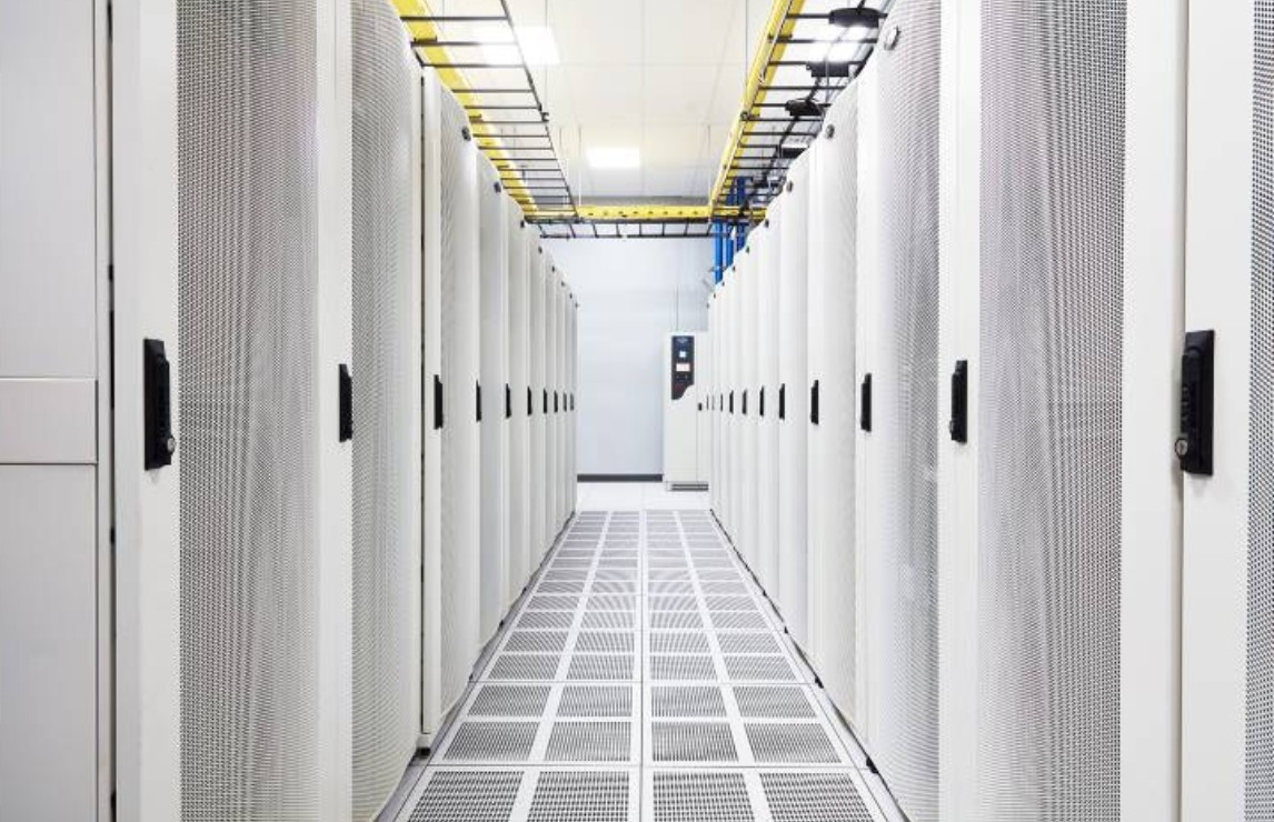 Inside New Jersey Data Center