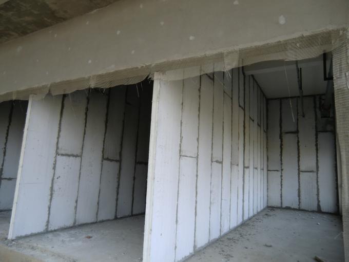 Hollow Core Lightweight Wall Panels for AAC Blocks