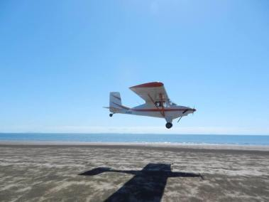 Australian LightWing GR 912 In Flight Doug Evans