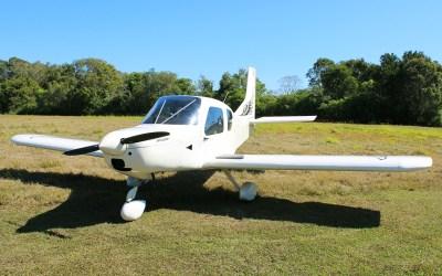 The White SP2000 Australian LightWing