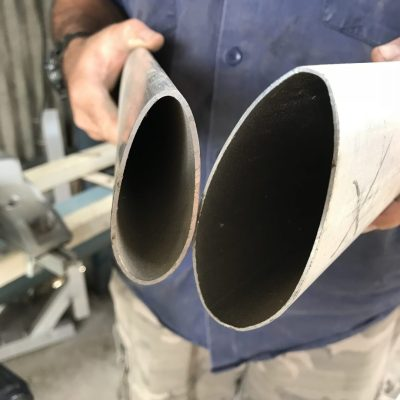 Streamline Tubing Strut material for Aviation, Marine or other