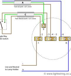 lighting wiring diagram light wiring fig1 one way lightingwiring [ 1000 x 1000 Pixel ]